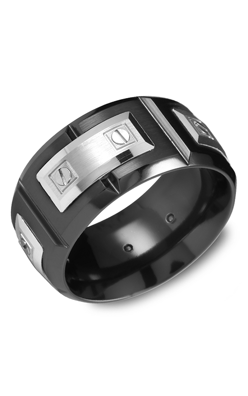 Carlex Sport Men's Wedding Band WB-9850WB product image