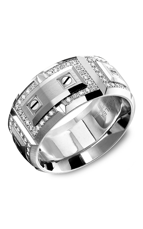 Carlex Wedding band G2 WB-9851WW product image