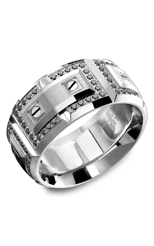 Carlex Wedding band G2 WB-9851WWBD product image