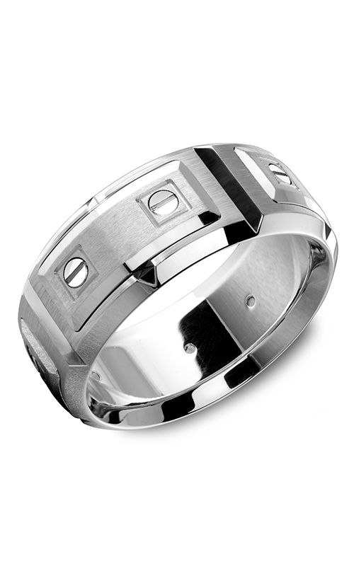 Carlex Wedding band G2 WB-9854WW product image