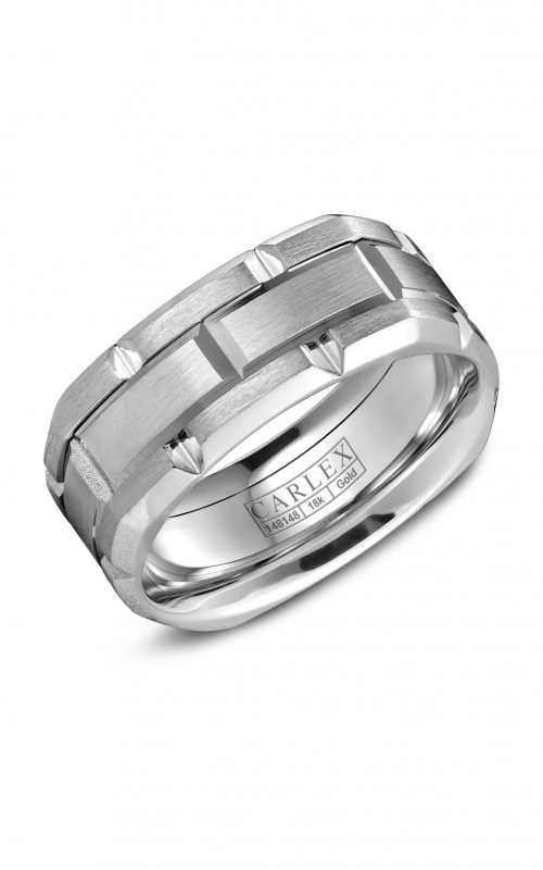 Carlex G1 Men's Wedding Band CX1-0001WW product image