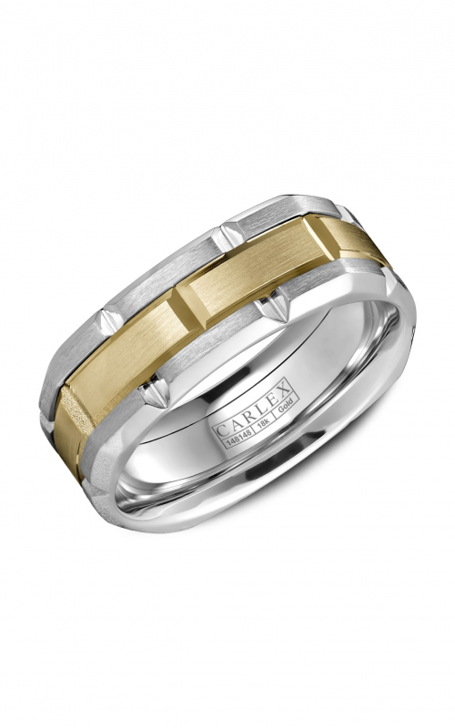 Carlex Sport Men's Wedding Band CX1-0002YC product image