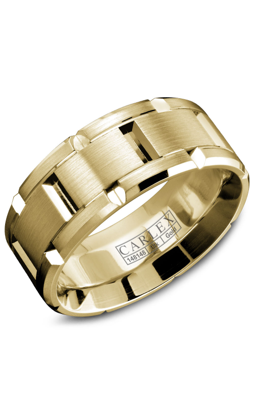 Carlex G1 Men's Wedding Band WB-9135 product image
