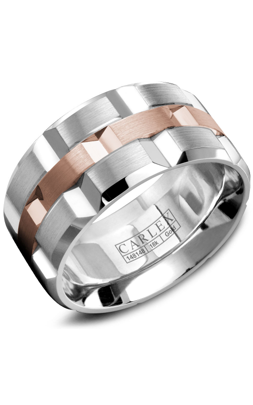 Carlex Wedding band G1 WB-9143RW product image