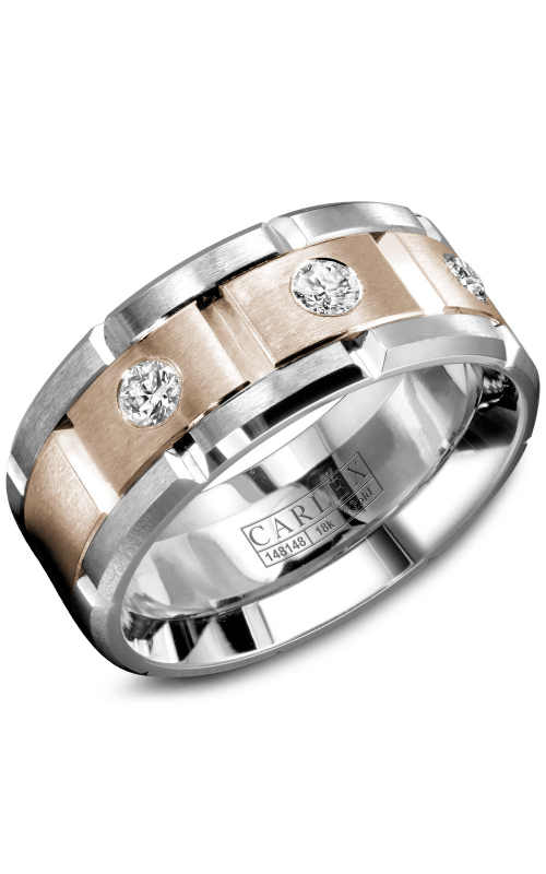 Carlex G1 Wedding band WB-9211RW product image