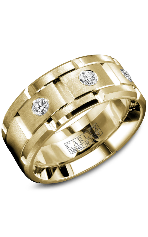 Carlex G1 Wedding band WB-9211Y product image