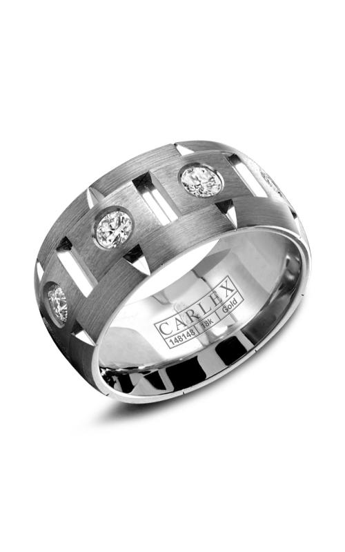Carlex G1 Wedding band WB-9464-S6 product image