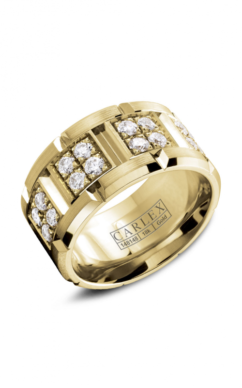 Carlex Wedding band G1 WB-9591Y product image