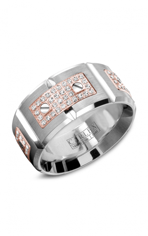 Carlex Wedding band G2 WB-9796RW product image