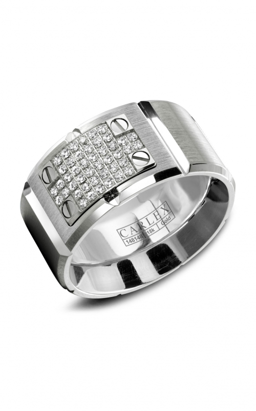 Carlex Wedding band G2 WB-9798WW product image