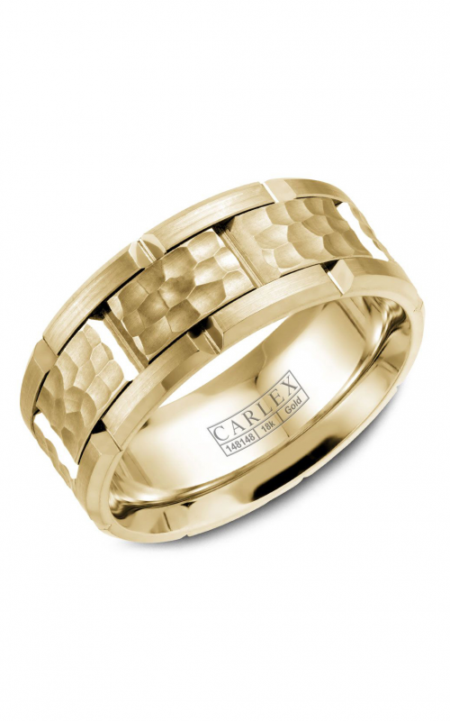 Carlex G1 Men's Wedding Band WB-9481Y product image