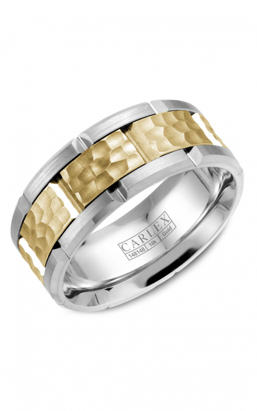 Carlex G1 Wedding band WB-9481YW product image