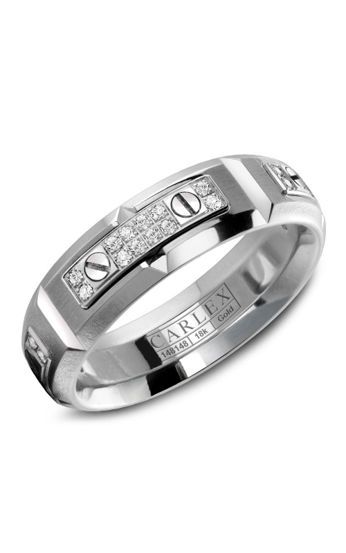 Carlex Wedding band G2 WB-9587WW product image