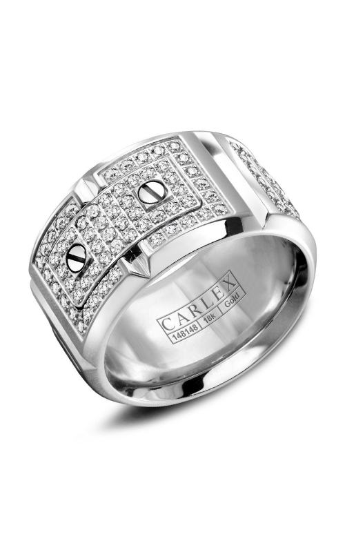Carlex G2 Women's Wedding Band WB-9895WW product image