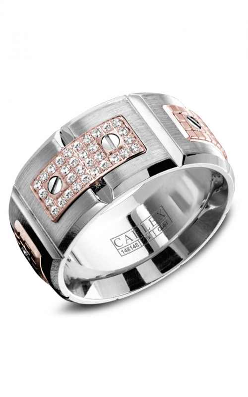 Carlex G2 Men's Wedding Band WB-9897RW product image