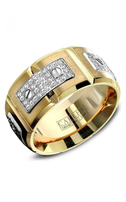 Carlex Wedding band G2 WB-9897WY product image