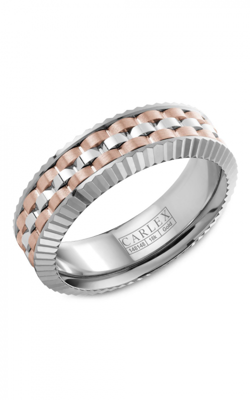 Carlex G3 Men's Wedding Band CX3-0004WRW product image