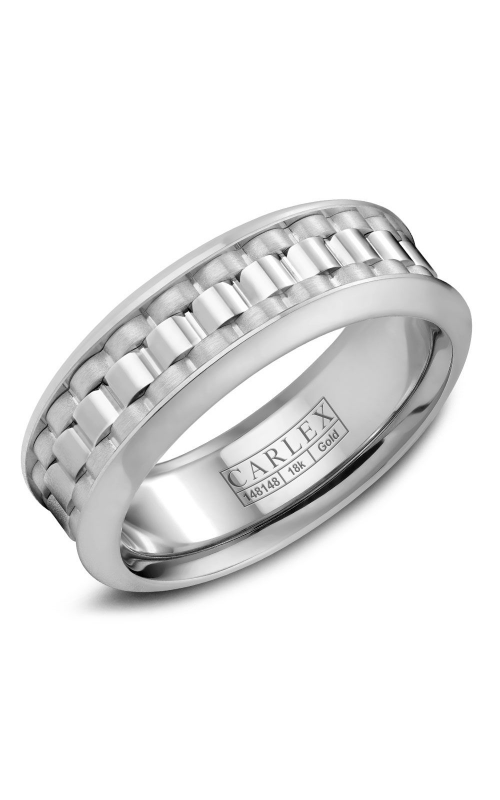 Carlex G3 Men's Wedding Band CX3-0006WWW product image