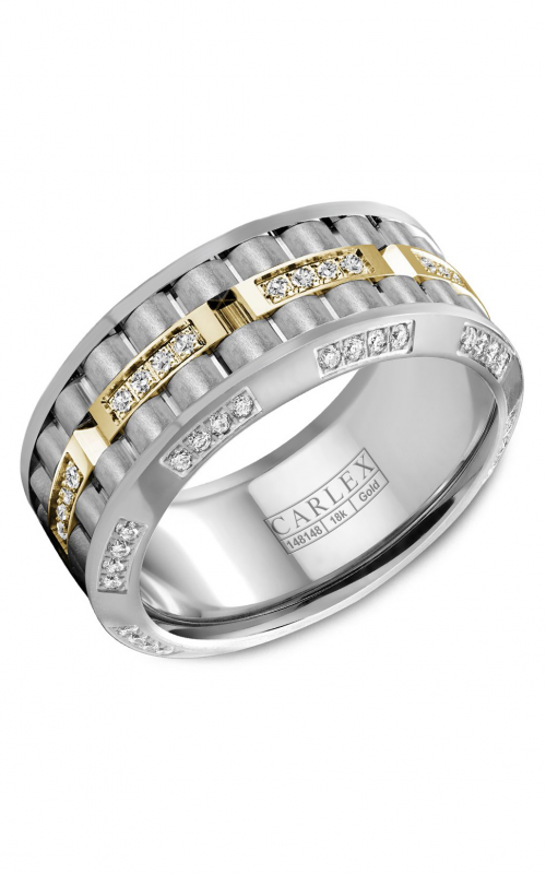 Carlex G3 Men's Wedding Band CX3-0010YWW product image