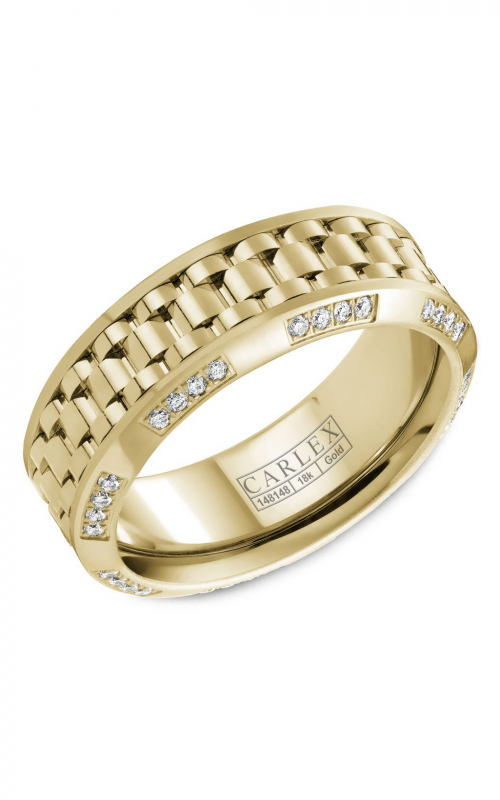 Carlex Wedding band G3 CX3-0011YYY product image