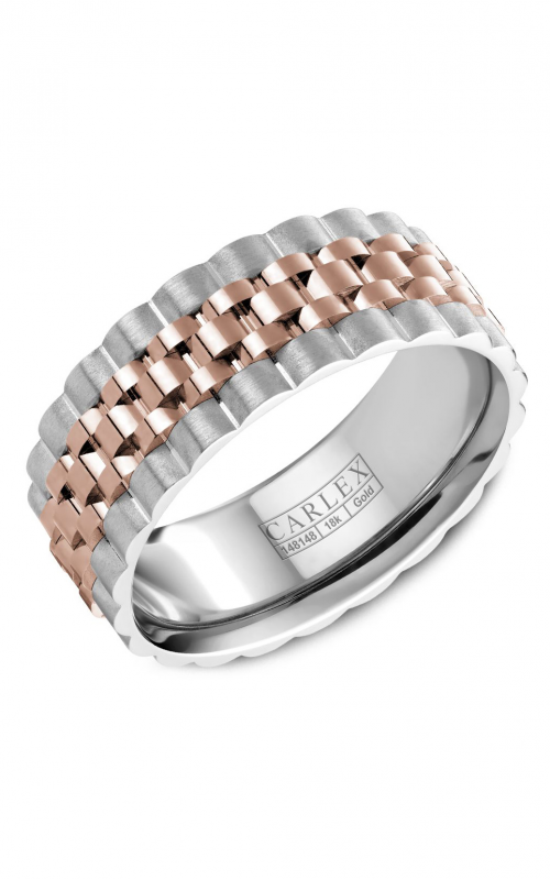 Carlex G3 Wedding band CX3-0013RRW product image