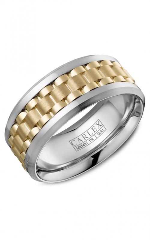 Carlex G3 Wedding band CX3-0022YYC product image