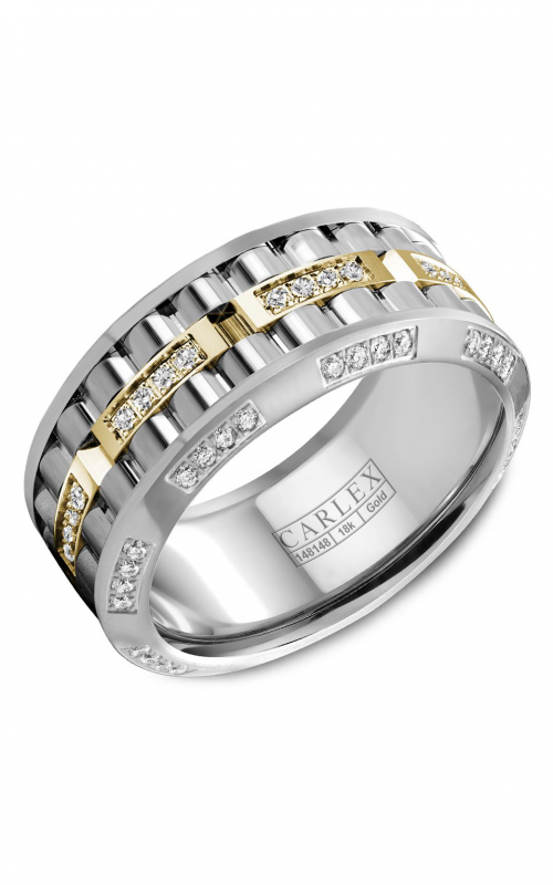 Carlex Wedding band G3 CX3-0025YWW product image