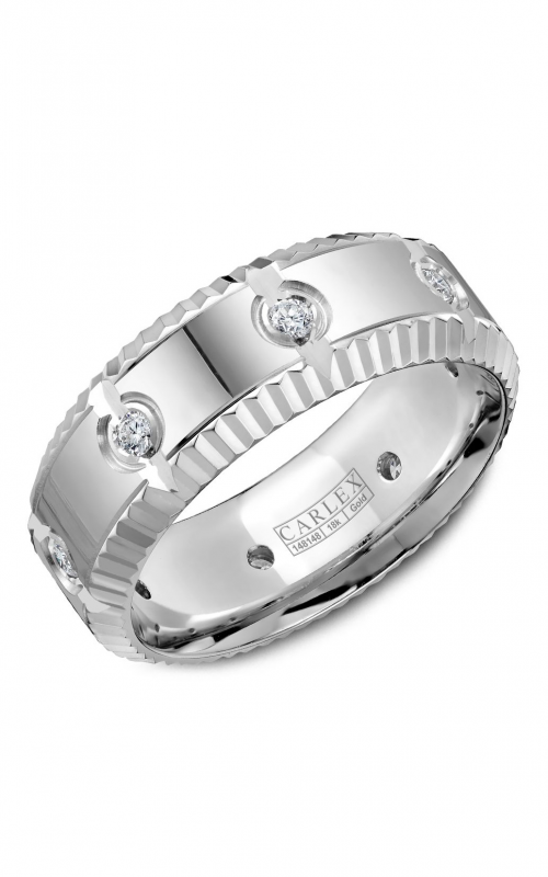 Carlex G3 Men's Wedding Band CX3-0040WW product image