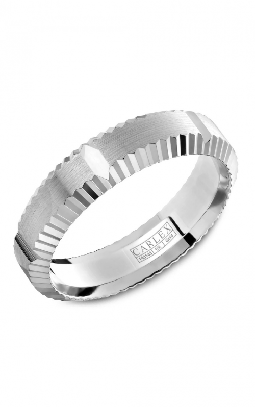 Carlex G3 Men's Wedding Band CX3-0043W product image