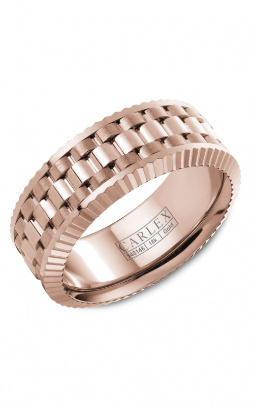 Carlex G3 Wedding band CX3-0045RRR product image