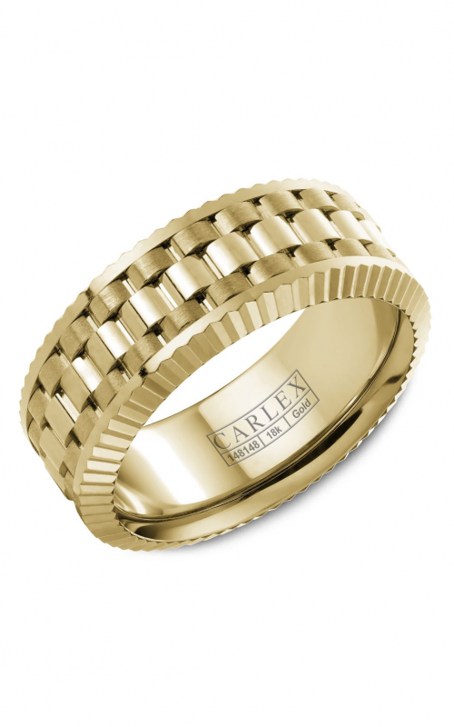 Carlex G3 Wedding band CX3-0045YYY product image