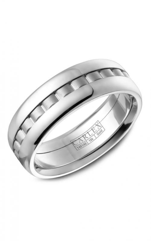 Carlex G3 Men's Wedding Band CX3-0049WW product image