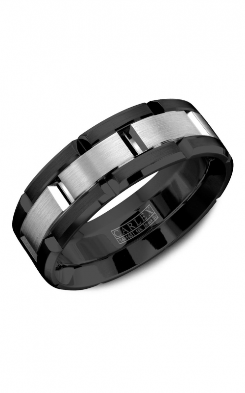 Carlex Sport Men's Wedding Band WB-9316WB product image