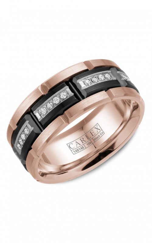 Carlex Sport Men's Wedding Band WB-9490BR product image