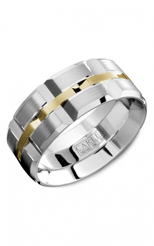 Carlex Sport Men's Wedding Band WB-9567YC product image