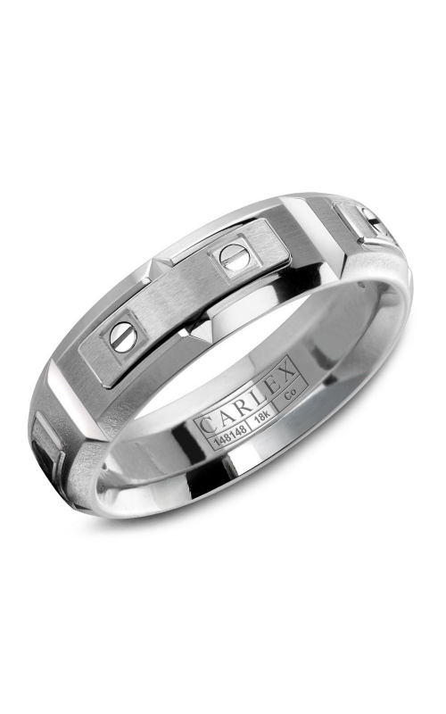 Carlex Wedding band Sport WB-9588WC product image