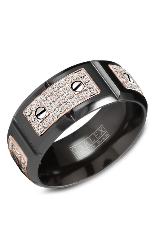 Carlex Sport Men's Wedding Band WB-9792RB product image