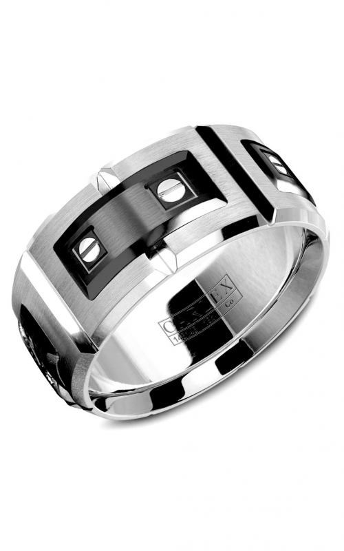 Carlex Sport Men's Wedding Band WB-9850BW product image