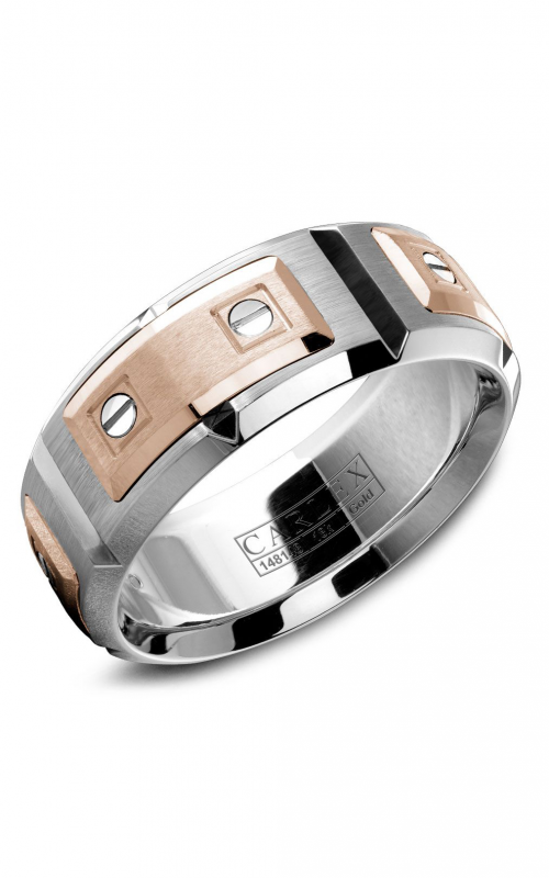 Carlex Sport Men's Wedding Band WB-9852RW product image