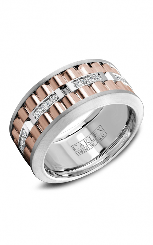 Carlex G3 Men's Wedding Band CX3-0018WRW product image