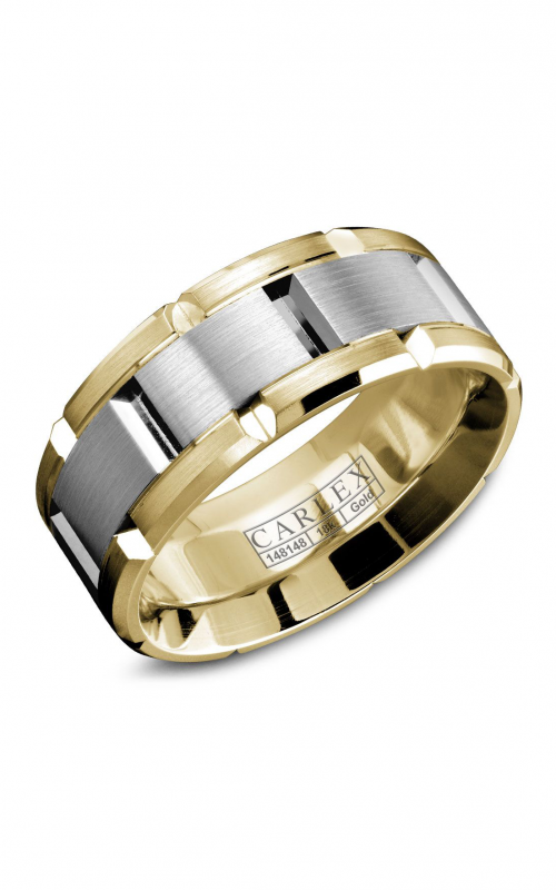 Carlex Sport Men's Wedding Band  WB-9123CY product image