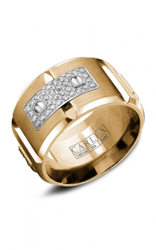 Carlex Wedding band G2 WB-9800WY product image