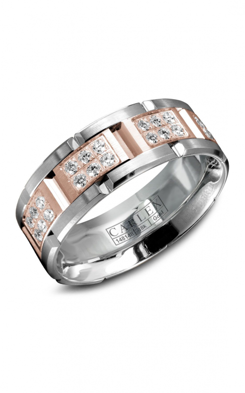 Carlex G1 Wedding band WB-9331RW product image