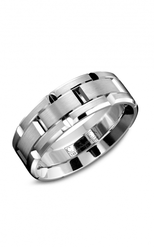 Carlex G1 Men's Wedding Band WB-9406 product image