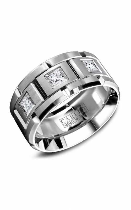 Carlex G1 Men's Wedding Band WB-9482 product image
