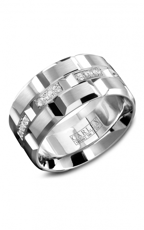 Carlex G1 Wedding band WB-9166Y product image