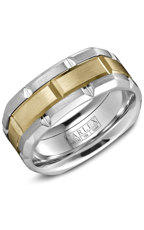 Carlex G1 Wedding band CX1-0001YW product image