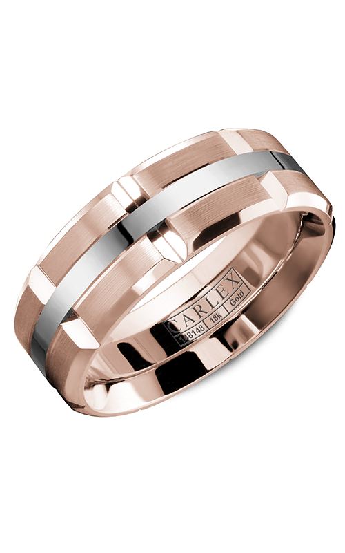 Carlex G1 Wedding band CX1-0008WR-S product image