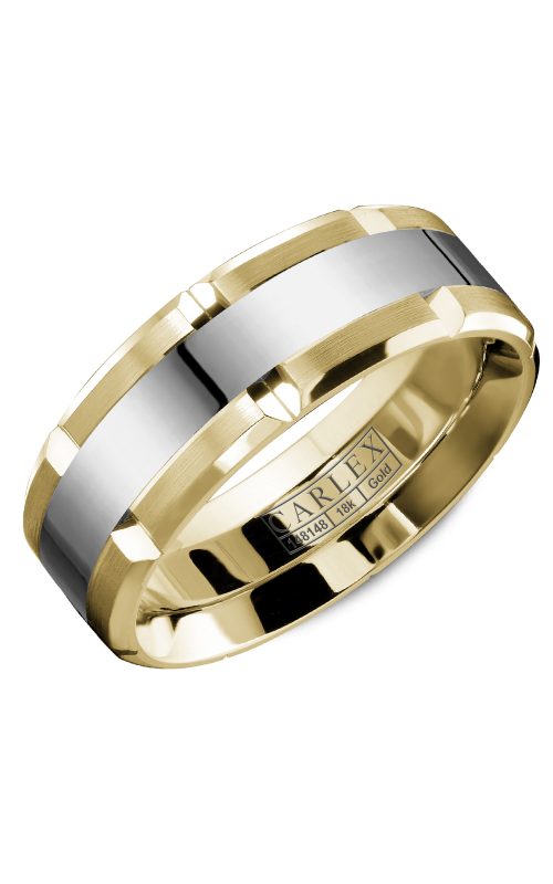 Carlex G1 Wedding band CX1-0009WY-S product image