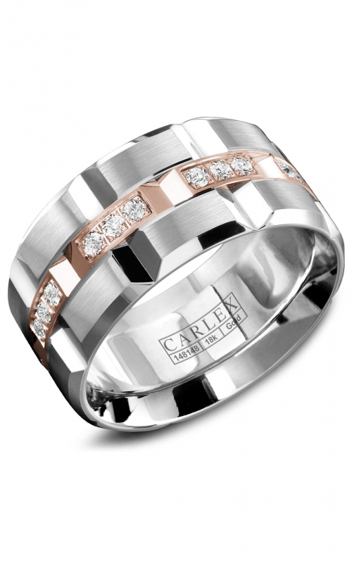 Carlex Wedding band G1 WB-9166RW product image